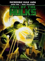 浩克陨落-不可思议的绿巨人