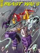 变形金刚 野兽战争:百兽云集漫画