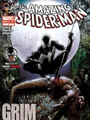 假如神奇蜘蛛侠残忍的狩猎