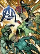 Avengers A.I 第1话