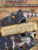 MaximumDinobots恐龙无敌漫画