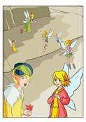 精灵人漫画